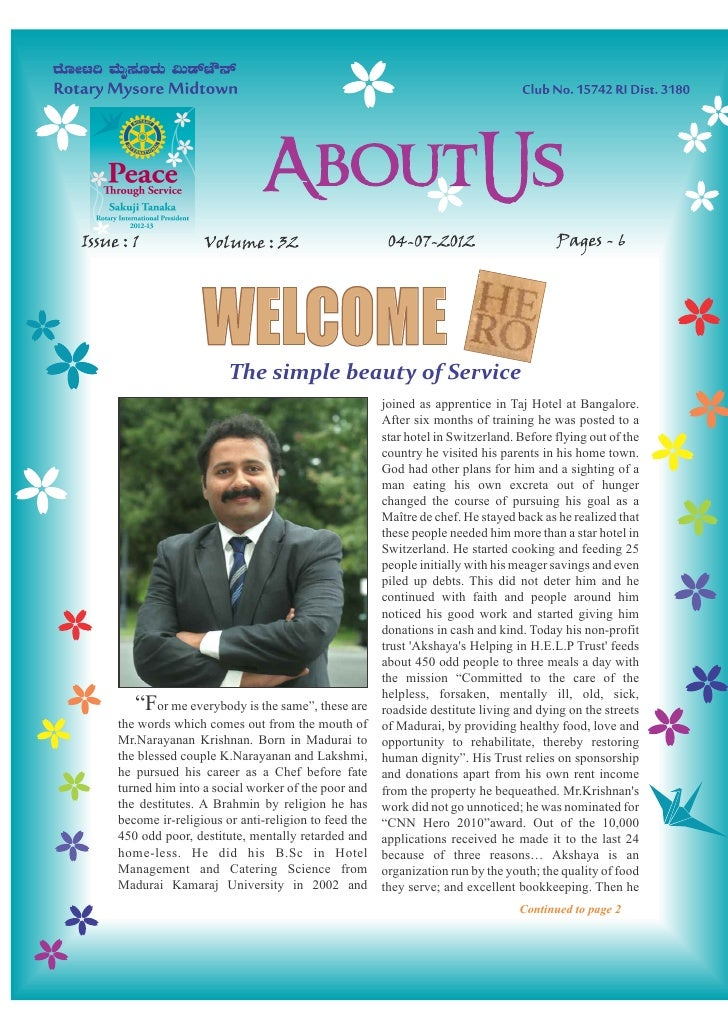 WELCOME                     The simple beauty of Service                                                   joined as appre...