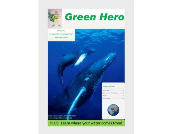 Green Hero Issue 2