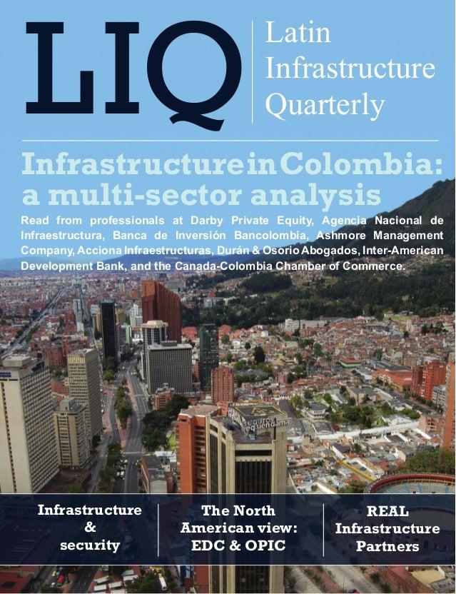 XXXXXX XXXXX                                          Latin    Latin Infrastructure Quarterly   1                         ...