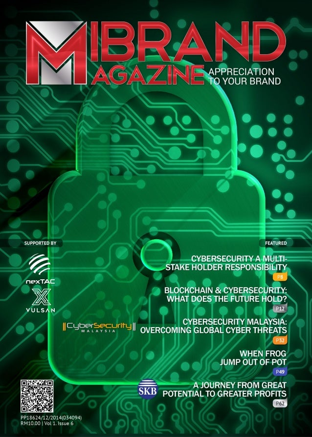 MiBrand Business Magazine - Cybersecurity Special Edition