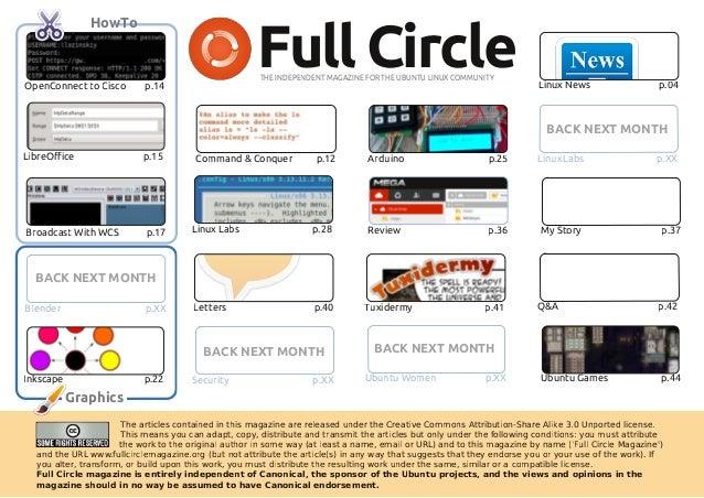 Full Circle número 90