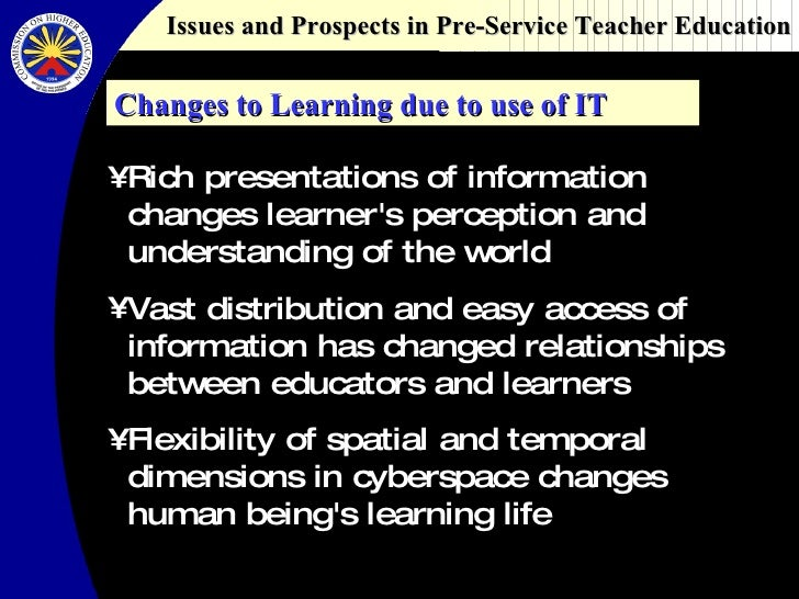 pre service teacher education Recently published articles from teaching and teacher education social media diaries and fasts: educating for digital mindfulness with pre-service teachers.