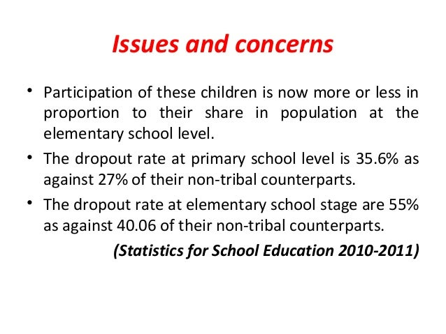 issues in primary education