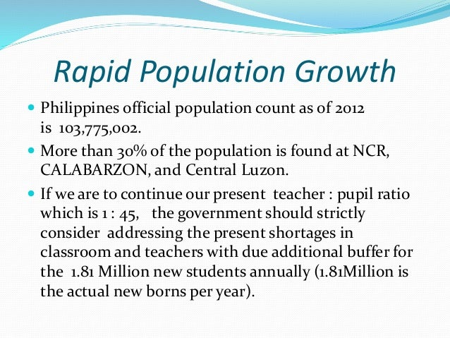 Issues and Problems in the Philippine Basic Education
