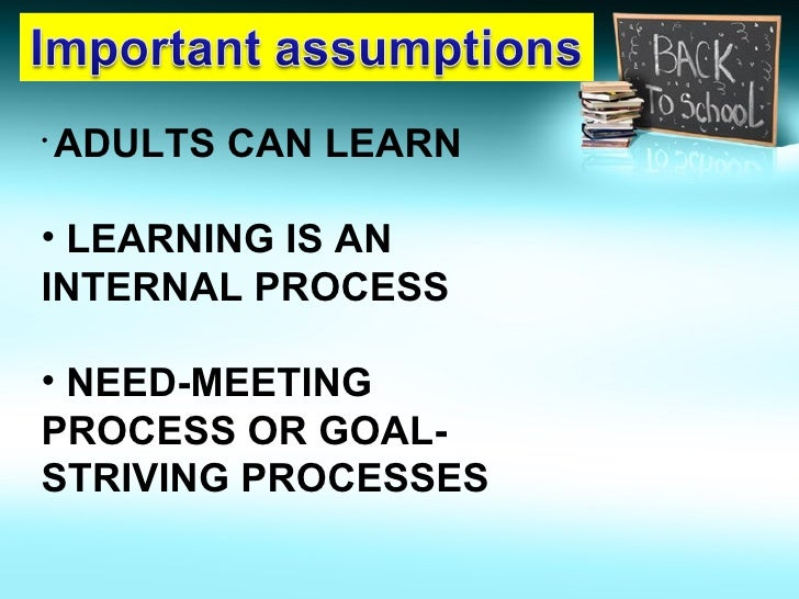 Adult Education Issues 8