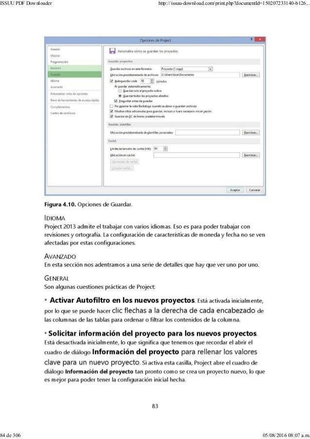 manual de project rh slideshare net Google En Espanol CNN En Espanol