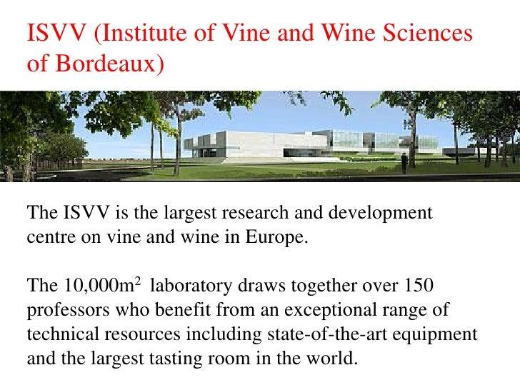 Issv wine study Slide 2