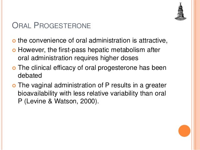 Using Progestins in Clinical Practice