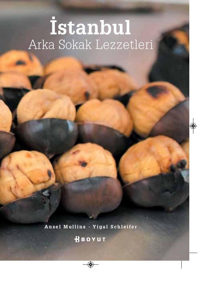 Istanbul arka sokak lezzetleri Slide 3