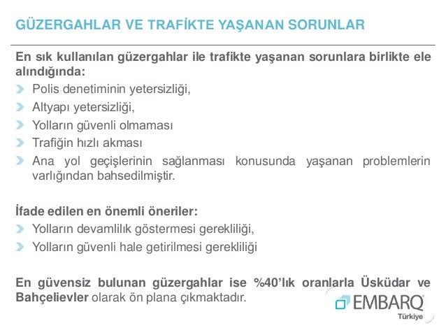 Bu başlık altında ele alınan konular: • Uluslararası düzlemde bisiklet yolları tasarım kriterleri, • İstanbul'da mevcut bi...