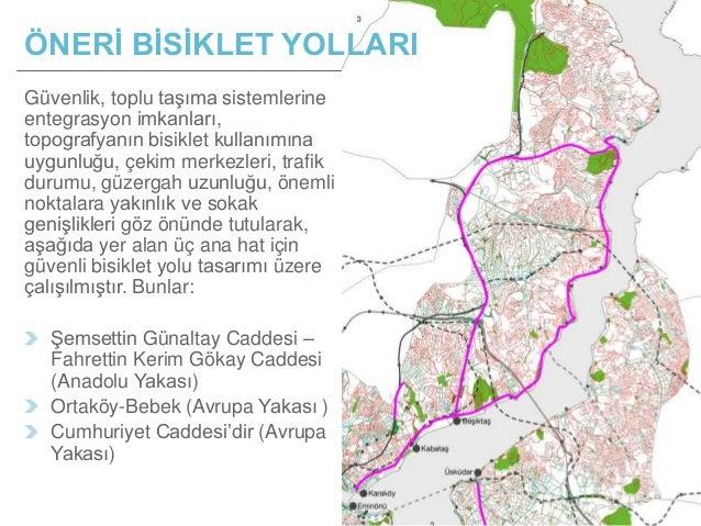 İstanbul'da Güvenli Bisiklet Yolları Uygulama Kılavuzu,  Merve Akı - Beylikdüzü Bisiklet Yolları Ağı Konferansı