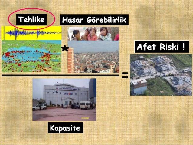 İstanbul'da Deprem Afet Riski ve Yerel Yönetimler Slide 2