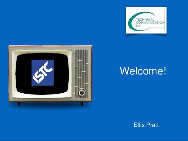Welcome! Ellis Pratt