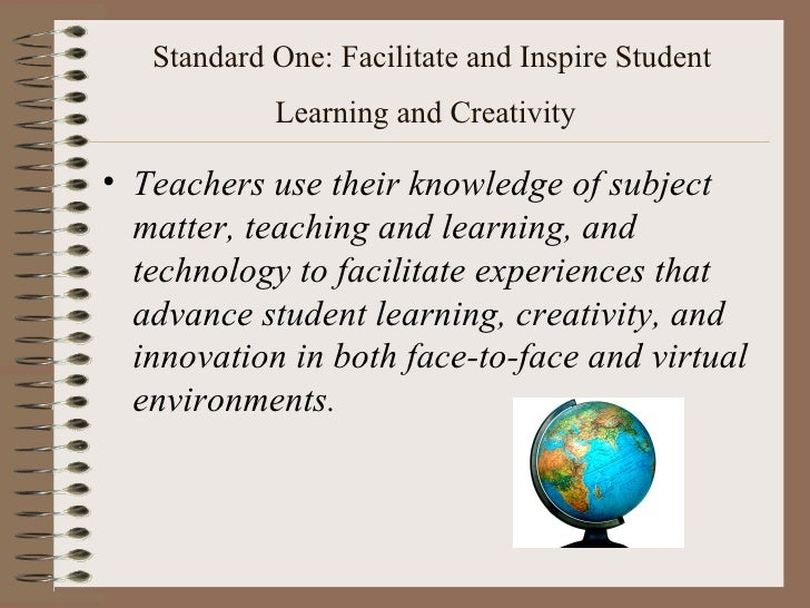 Iste nets standards for teachers   Research paper Example