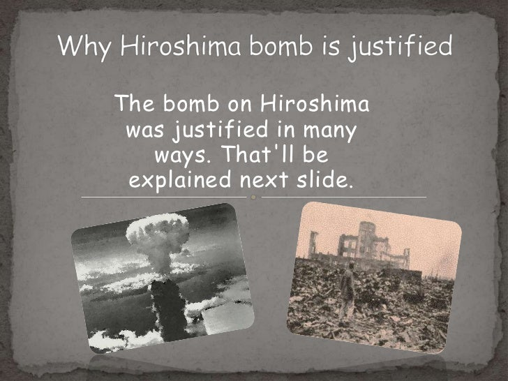 the bombing of hiroshima and nagasaki wasnt a proud moment to some americans A white silhouette on a hiroshima bridge shows an area that wasn't scorched by the bomb maier said some hiroshima and nagasaki bombings did.