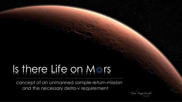 Life On Mars Essay