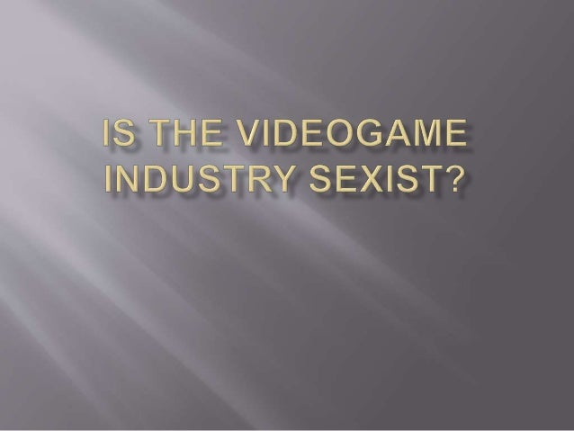  This documentary will look into the video game industry to look at the current variation between male and female game de...