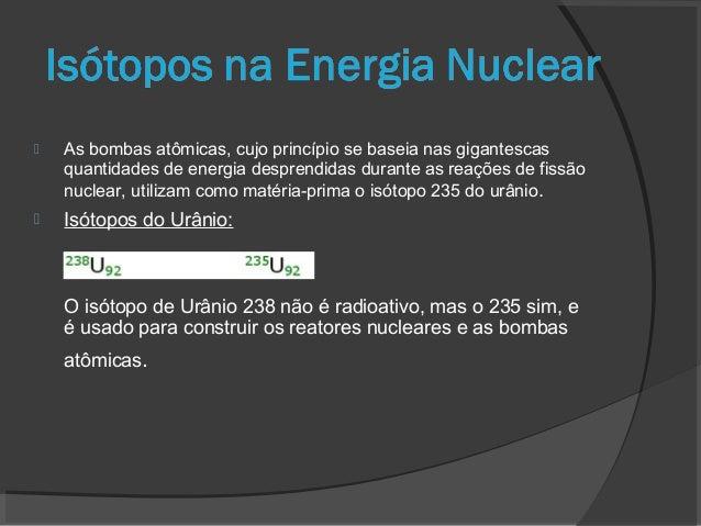Reatores nucleares e suas aplicacoes