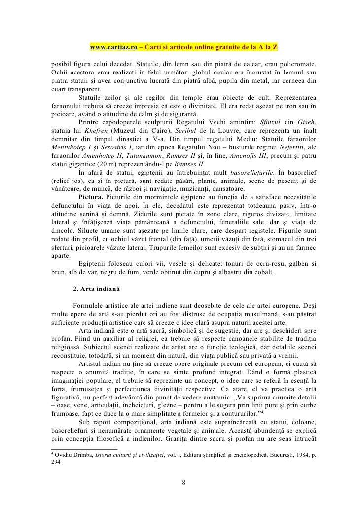 www.cartiaz.ro – Carti si articole online gratuite de la A la Zposibil figura celui decedat. Statuile, din lemn sau din pi...
