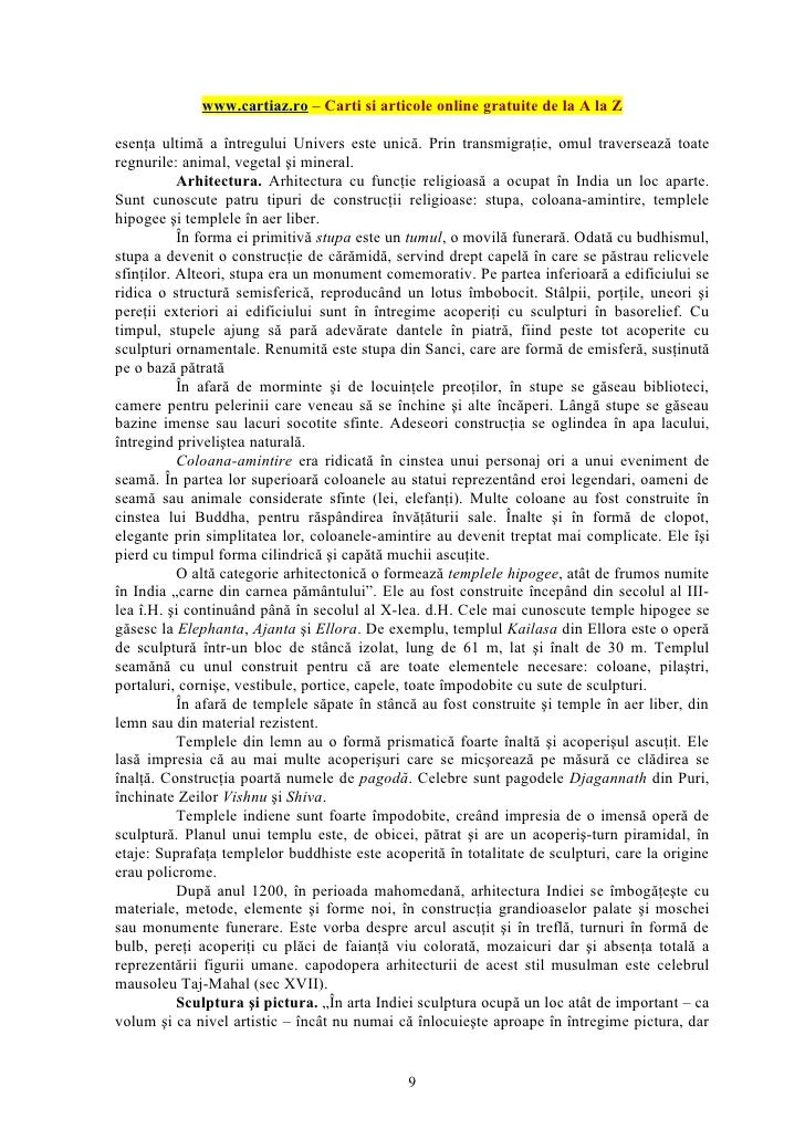www.cartiaz.ro – Carti si articole online gratuite de la A la Zesenţa ultimă a întregului Univers este unică. Prin transmi...