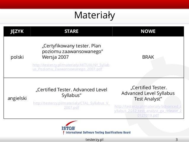 istqb advanced test manager syllabus pdf