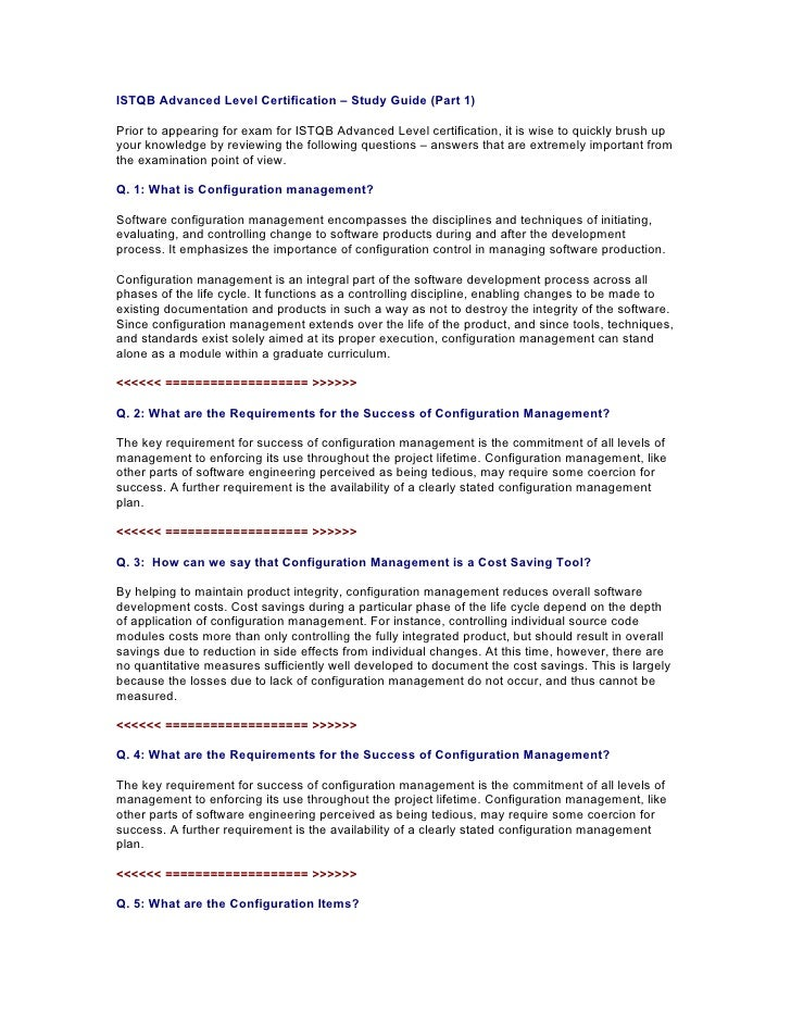 Ccst study guide level