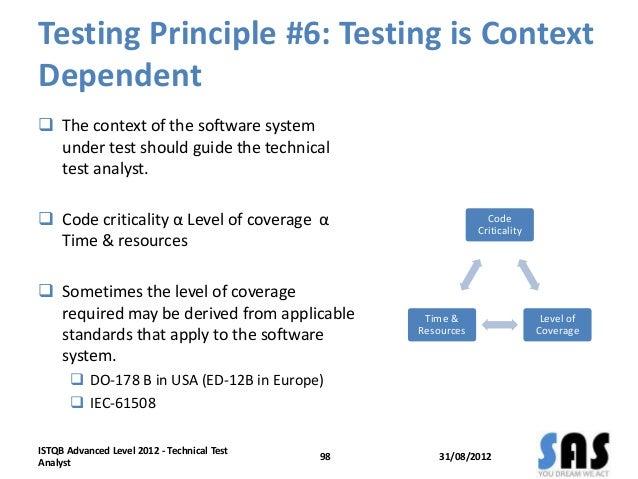 istqb advanced test analyst pdf