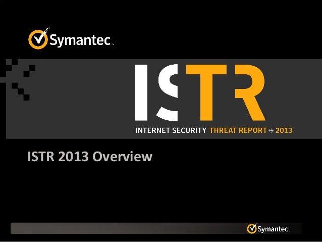 ISTR Volume 18