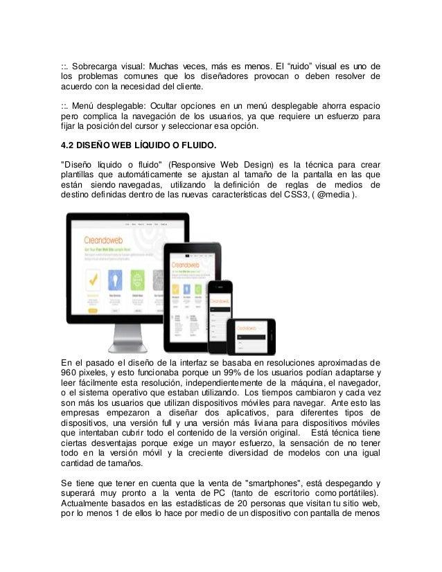 PATRONES DE DISEÑO WEB