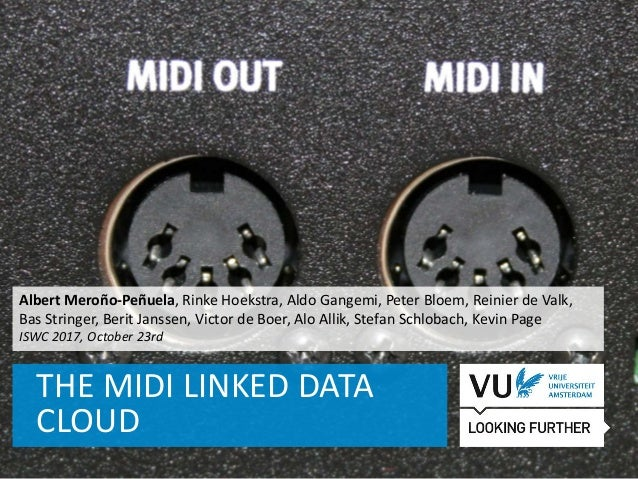 The MIDI Linked Data Cloud