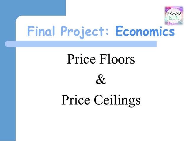 Price Control Price Ceilings Price Floors