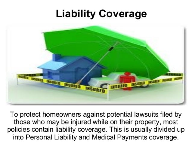 Personal Home Owners Liability Is Divided