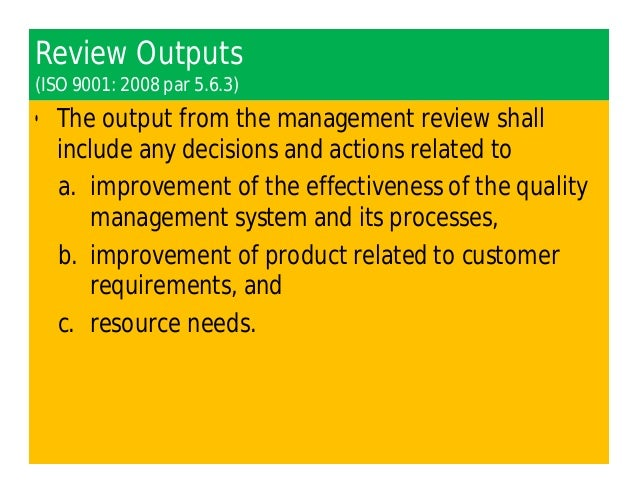 a review of management techniques and Review and the audit process chapter 3 2 the board should review the performance of management in dealing with internal controls and risk management systems they normally have assistance in this area from internal audit.