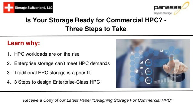 Storage commercial paper