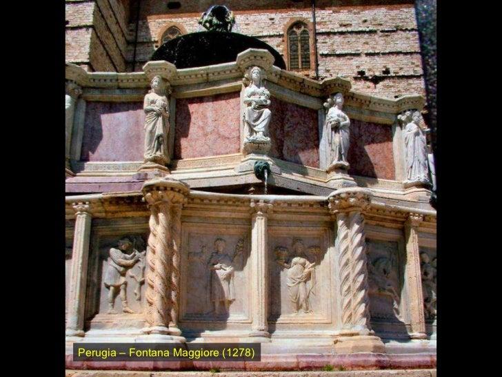 Perugia – Fontana Maggiore (1278)