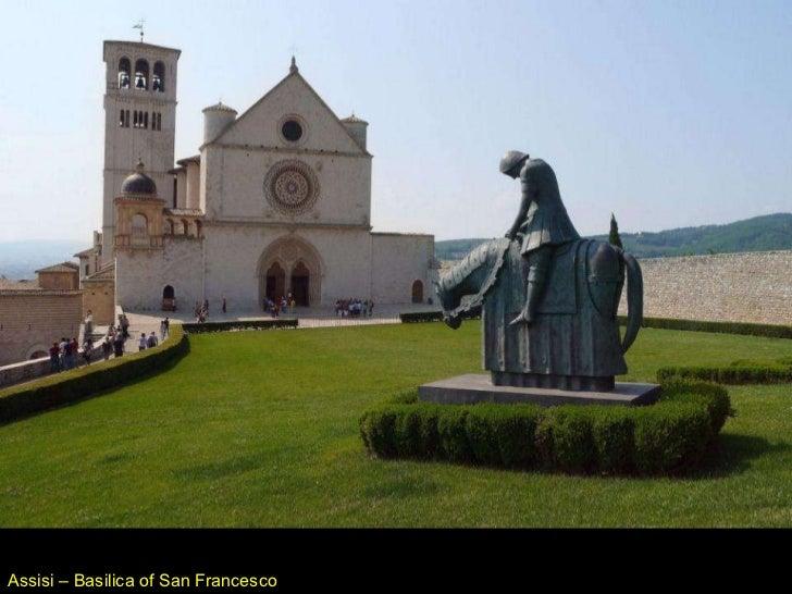 Assisi – Basilica of San Francesco