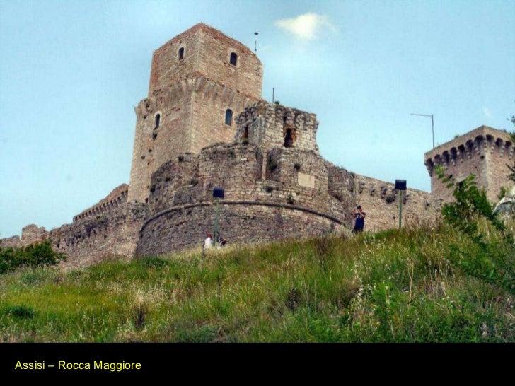 Assisi – Rocca Maggiore