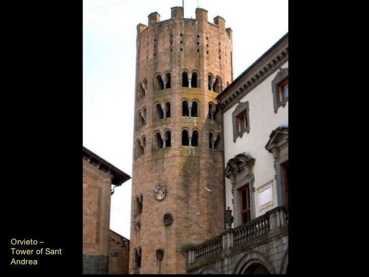 Orvieto – Tower of Sant Andrea