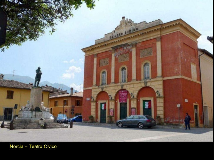 Norcia – Teatro Civico