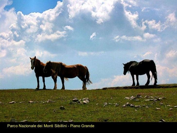 Parco Nazionale dei Monti Sibillini - Piano Grande