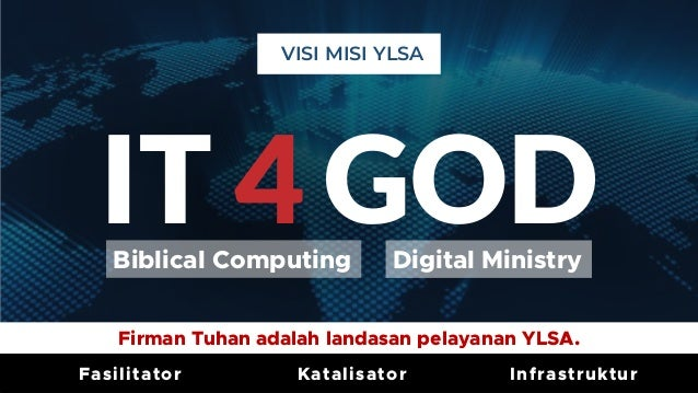 Bible in the Heart VISI MISI YLSA
