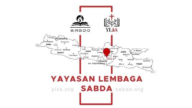 YAYASAN LEMBAGA SABDAy lsa .org sa b d a .org