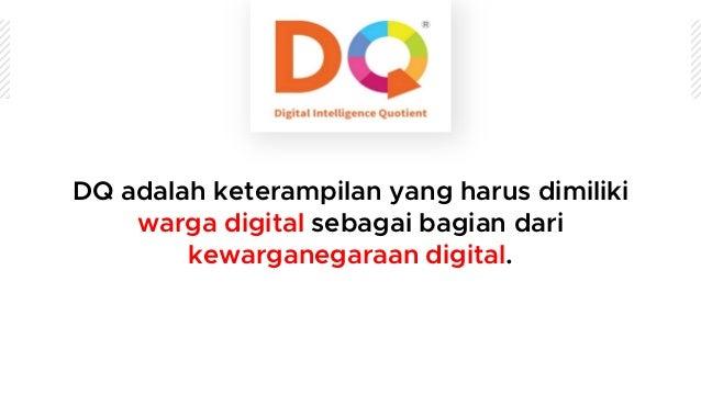 Delapan Keterampilan Kewarganegaraan Digital