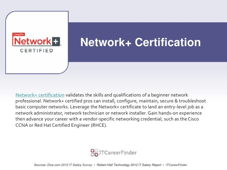IT Certifications in Demand for 2012 | Best Certs to Get a Job