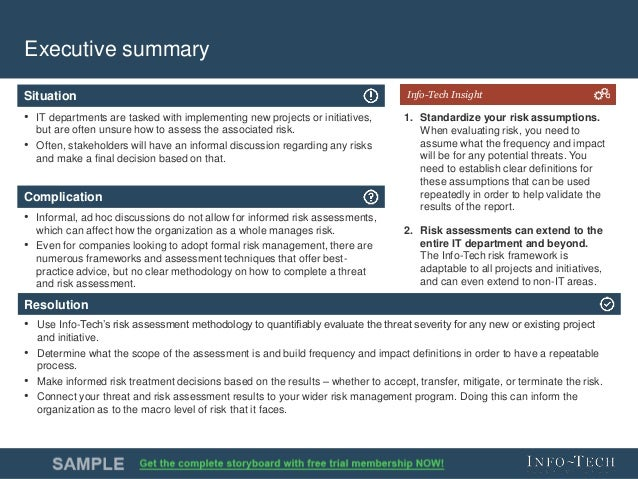 Develop and Conduct Threat and Risk Assessments for IT – Sample Threat Assessment
