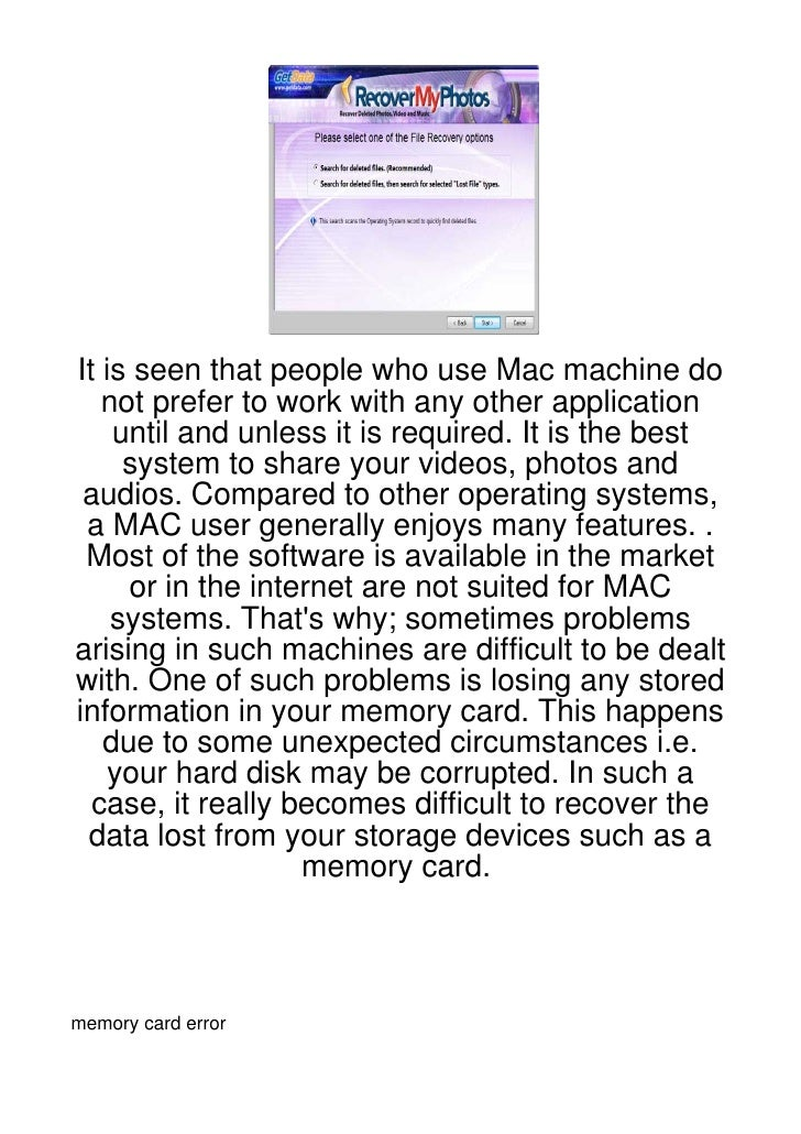 It is seen that people who use Mac machine do   not prefer to work with any other application    until and unless it is re...
