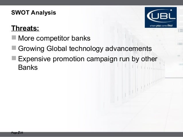 swot analysis of banking sector of pakistan Punjab national bank (pnb) - financial and strategic swot analysis review provides you an in-depth strategic swot analysis of the companys businesses and operations the profile has been compiled by it to bring to you a clear and an unbiased view of the companys key strengths and weaknesses and the potential opportunities and threats.