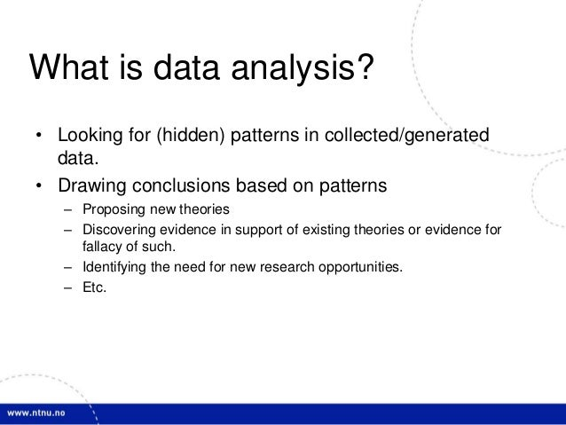 discuss the statistical analysis of your collected data Types of statistical tests now that you have looked at the distribution of your data and perhaps conducted some descriptive statistics to find out the mean, median, or mode, it is time to make some inferences about the data.