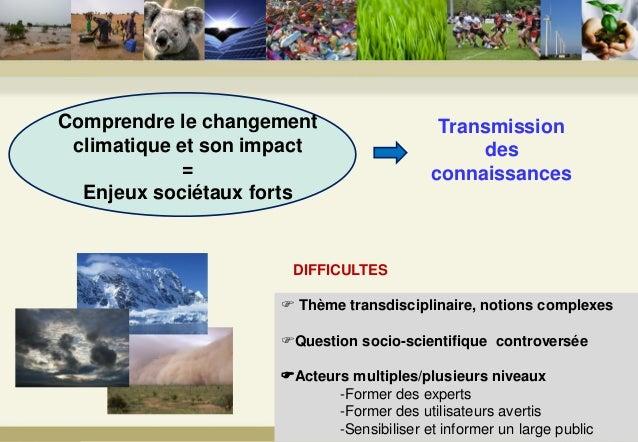 IT3E : rôle de la formation à distance pour renforcer la capacité des « décideurs » en matière de Développement Durable Slide 3