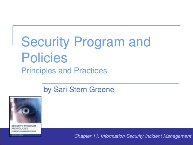 chapter 1 information security Chapter 1 part i the need for information security information systems security  2 the internet of things is changing how we live  47 malicious attacks, threats,.